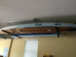 Paddleboard Double Ceiling Rack