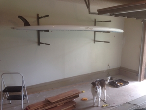 Standup Paddleboard Storage Rack