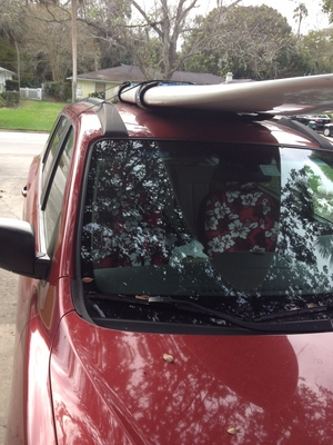 SUP Roof Racks | Paddleboard Car Racks