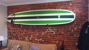 Naked Surf   Minimalist Surfboard Rack