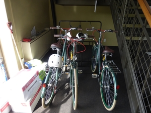 Family 6 Bike Rack | Bike Floor Stand