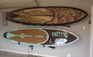 Naked SUP | Minimalist Paddle Board Rack