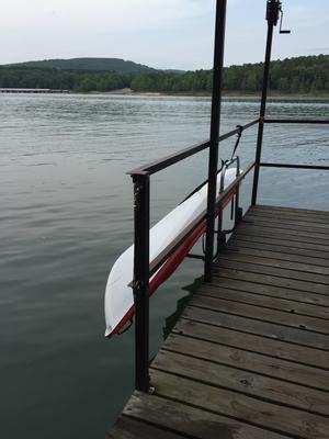 Kayak Dock Rack | Marine Dockside Storage