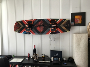 Naked Wake | Wakeboard Wall Rack