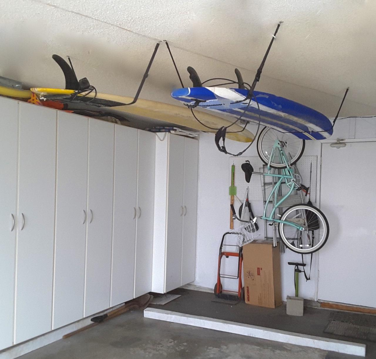 Surfboard Hi Line Adjustable Ceiling Surf Hanger