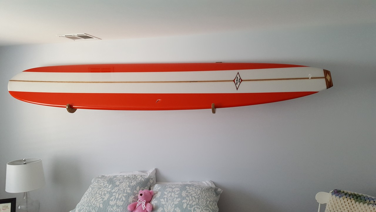 Compact wood surfboard wall rack storeyourboard compact wood surfboard wall rack compact wood surfboard wall rack amipublicfo Images
