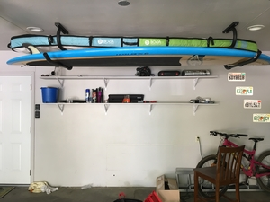 SUP Ceiling Rack | Expandable