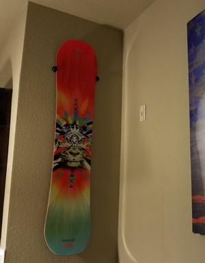 Snowboard Wall Mount | Hang Time