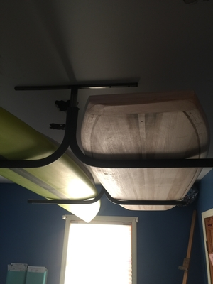Surf Double Ceiling Rack