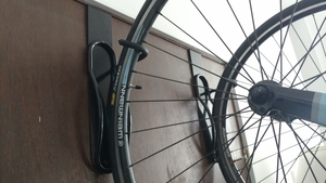 Apartment Door Bike Rack | Removable