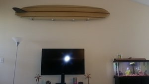 WaveStorm Surfboard Storage Rack | Minimalist Surfboard Rack