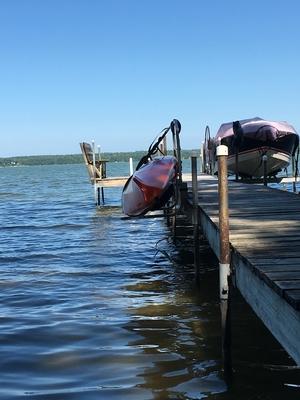 Kayak Dock Rack   Marine Dockside & Waterside Storage