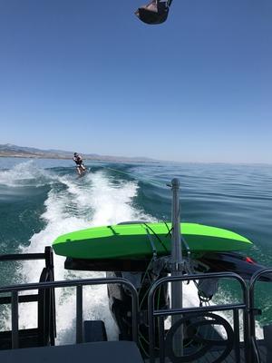 Kneeboard & Wakeboard Combo Rack | Big Air
