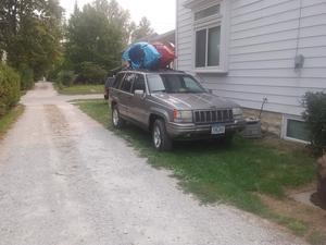 Two Kayak Roof Rack   Inno