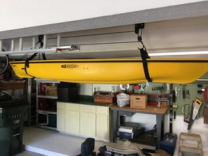 Kayak Ceiling Hoist | Boat Storage Rack | Hi-Lift