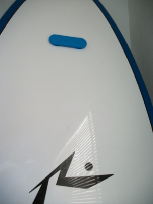 Portable Surfboard Stand | ShredPad Rubber Surf Mat