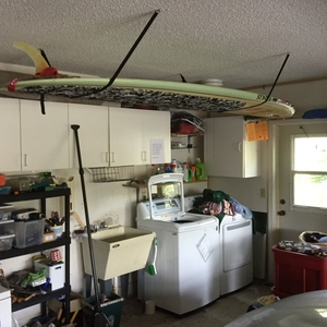 SUP Hi-Line | Adjustable Paddleboard Ceiling Storage