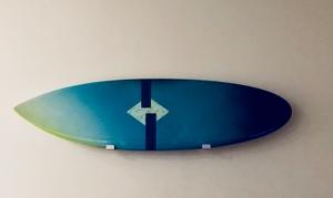 Naked Surf | Minimalist Surfboard Rack