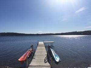Kayak Dock Rack | Marine Dockside & Waterside Storage