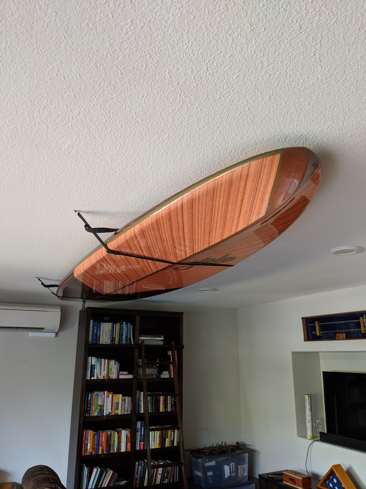 Sup Hi Line Adjustable Paddleboard Ceiling Storage