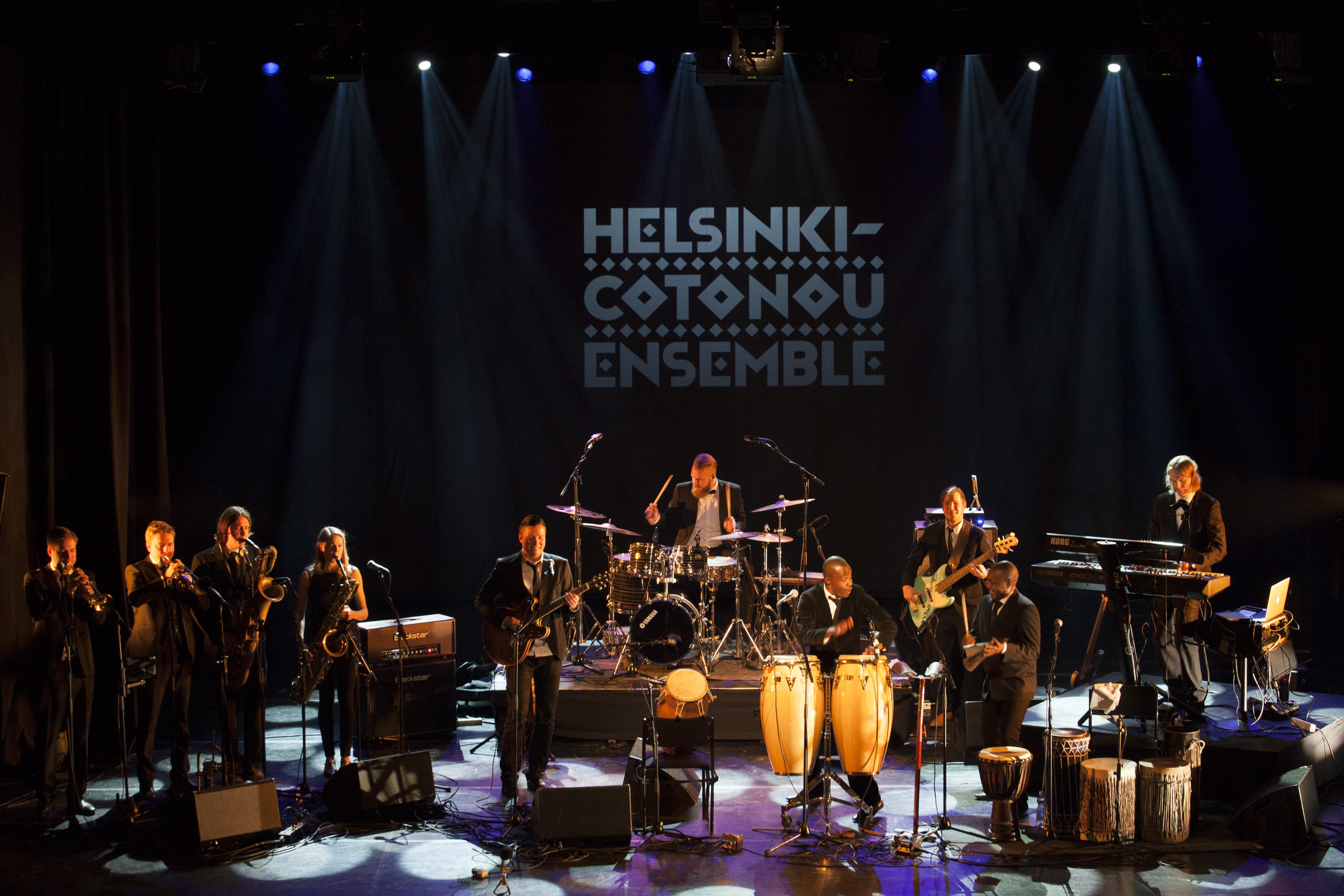 Rock Paper Scissors - Helsinki-Cotonou Ensemble - Finn-Funky
