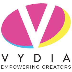 58771 vydia logo slogan