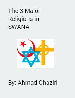 The Major Religions In SWANA By Ahmad Ghaziri My Storybook - 3 major religions