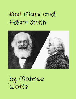a comparison of the philosophical systems of adam smith and karl marx Karl marx and the gender wage gap in 1875, karl marx set out his the growing prevalence of wage-setting systems based on workers' productivity or.