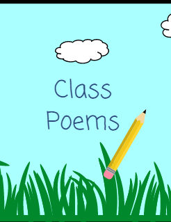 Class Poems Storybook Cover
