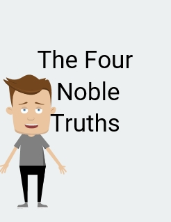 The Four  Noble Truths Storybook Cover