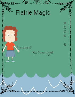 Flairie Magic  Storybook Cover