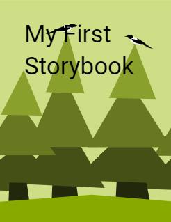 Две пчелки Storybook Cover
