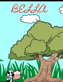 BELLA Storybook Cover