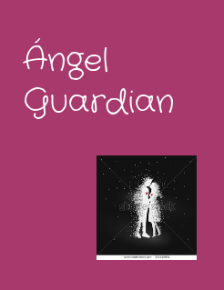 Ángel Guardian  Storybook Cover