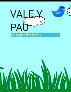 VALE Y PAU Storybook Cover