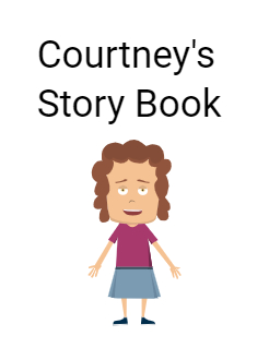 Courtney's Story Book  Storybook Cover