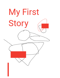 My First Story Storybook Cover