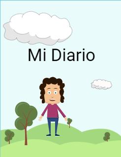 Mi Diario Storybook Cover
