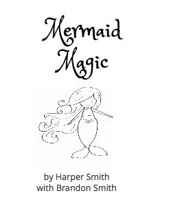 Mermaid Magic Storybook Cover