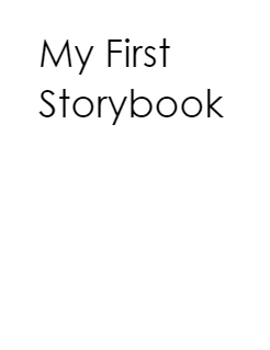 Happy     Six Months! Storybook Cover