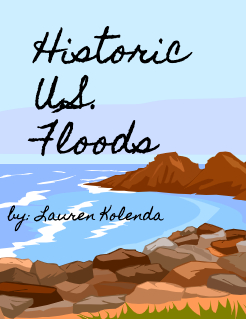 Historic U.S. Floods Storybook Cover