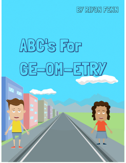 ABC's For  GE-OM-ETRY Storybook Cover
