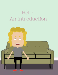 Hello! An Introduction Storybook Cover