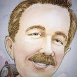 Butch caricature