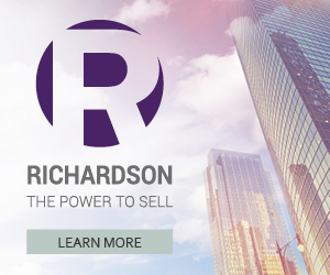 Richardson banner ad