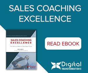Coaching ebook ad