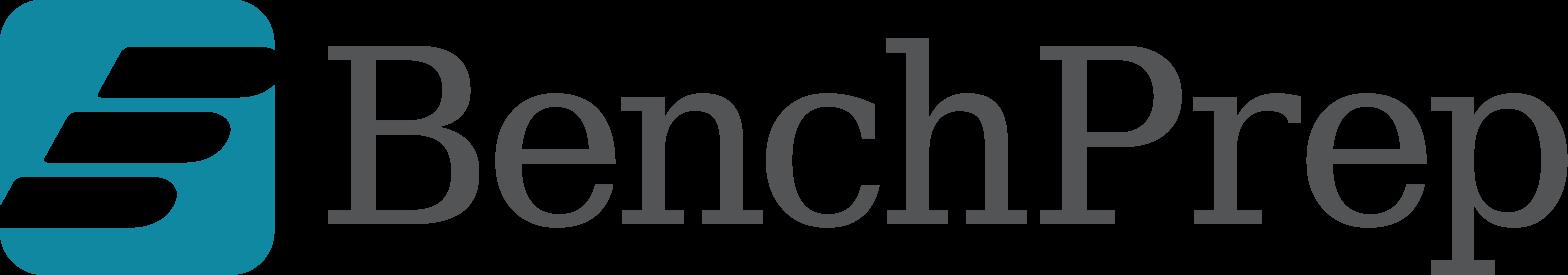 Benchprep logo primary