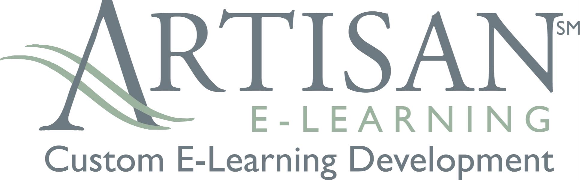 Artisan logo w tagline