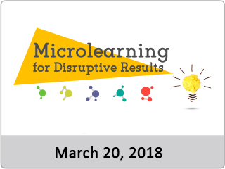 Microlearning march 20 2018