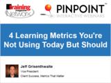 4 learning metrics